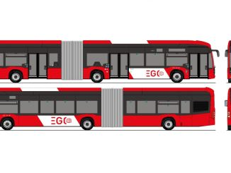 アンカラの人々は自我バスは紅白に決定