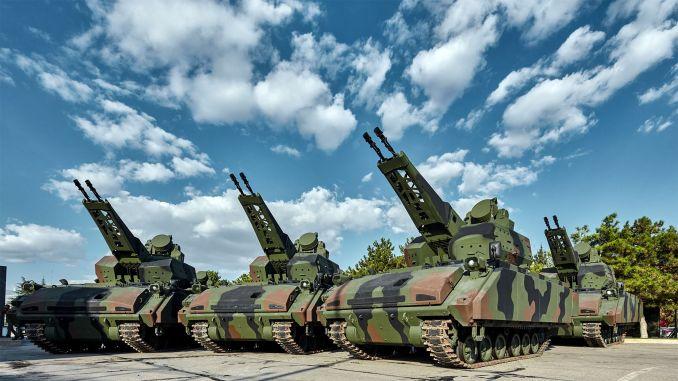 Aselsan predlaga prestrašenje ukrajinske zračne obrambe
