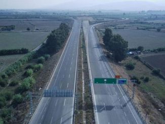 aydın Denizli highway route has been changed for the third time