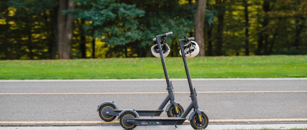 Electric scooter era begins in the capital