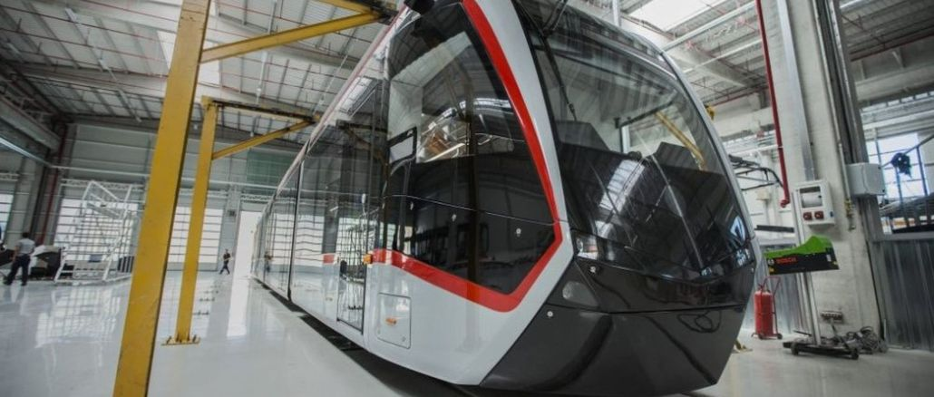 bozankaya signed high technology product domestic production trams european passenger