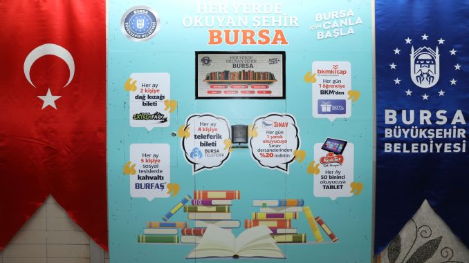 Bursa residents will both study and earn in the subway