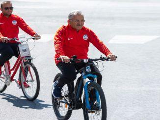 projekt biciklističke staze buyukkilictan kilometar