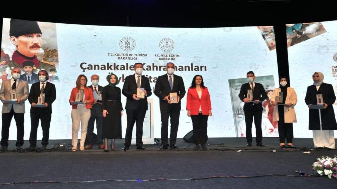 canakkale heroes story books introduced