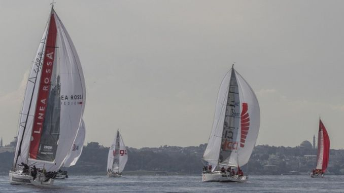 presidential international yacht races will be held in galataport istanbul
