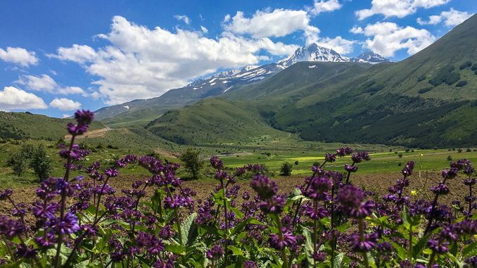 environment will be cleaned for a cleaner erciyes