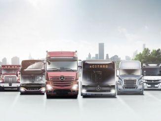 تعلن شاحنة دايملر عن أهدافها المستقبلية كشركة مستقلة