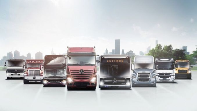 daimler truck announces its future goals as an independent company