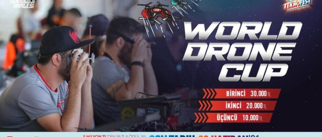 drone racers are ready to compete in technofest