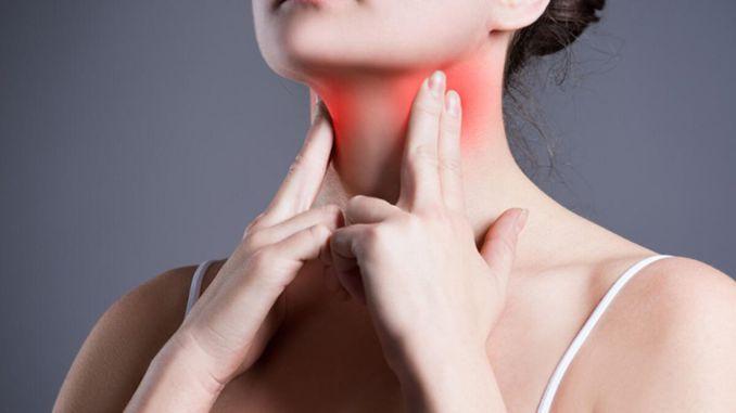 يمكن أن يتسبب استهلاك اليود الزائد في الإصابة بالتهاب الغدة الدرقية في هاشيموتو