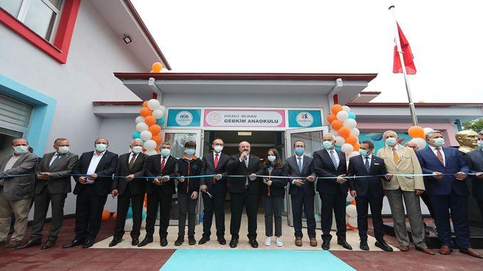 gebkim osb kindergarten was opened