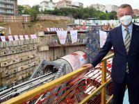 gebze darica metrosu gunde bin yolcuya hizmet verecek