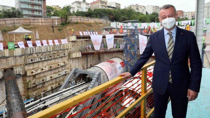 سيخدم مترو Gebze Darica ألف راكب في اليوم