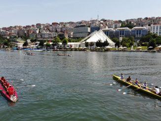 Halic rowing races took their breath away