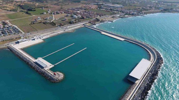 Hatay kktc sea bus services will start in summer