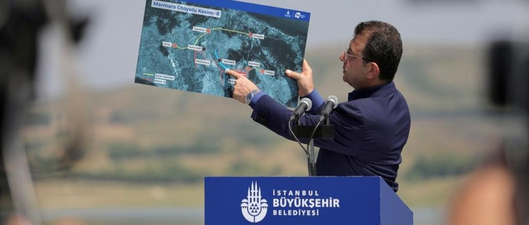 imamoglu told the truth of concrete canal