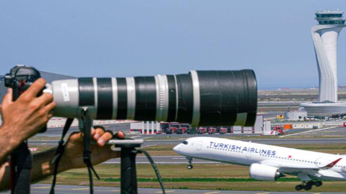 وضع منطقة مراقبة مطار اسطنبول في الخدمة