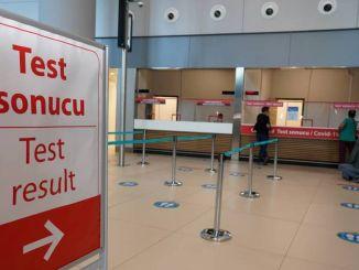 Covid test za nekoliko minuta na aerodromu u Istanbul