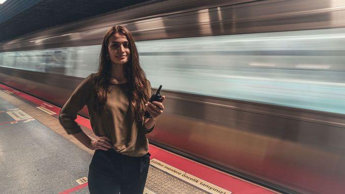 استنبول سب ویز میں سب سے پہلے خواتین اسٹیشن سپروائزر نے کام شروع کیا