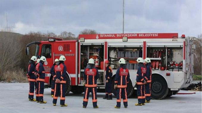 Those who are eligible to enter the firefighter exam have been announced