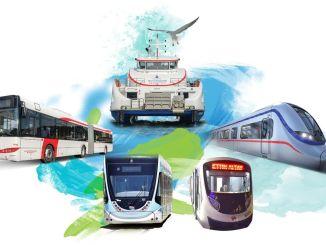 تبدأ العودة إلى مرحلة ما قبل الجائحة في وسائل النقل العام في إزمير