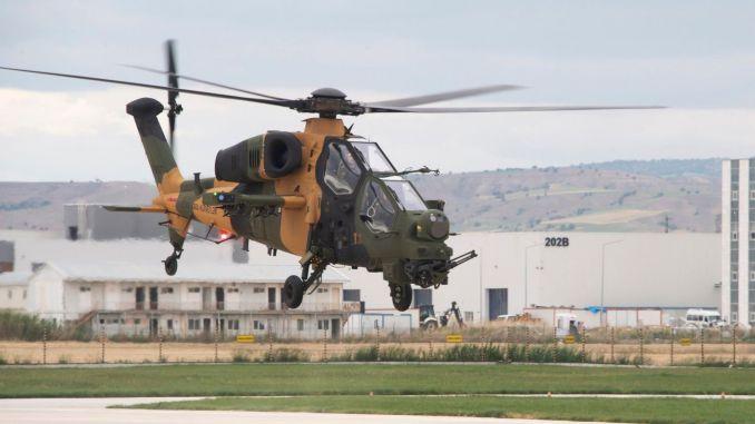 t Ataque la entrega de helicópteros al comando de las fuerzas terrestres