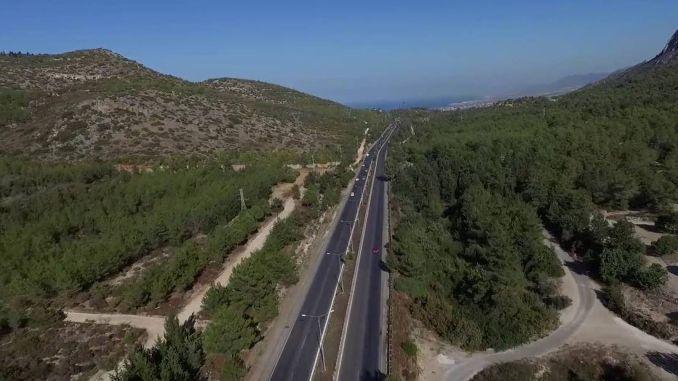 kktc uvalne ceste postaju sigurnije i ugodnije za vožnju