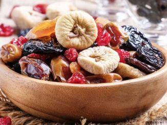 eksporten af tørret frugt bragte millioner dollars