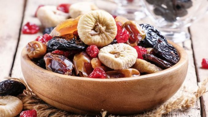 dried fruit exports brought million dollars