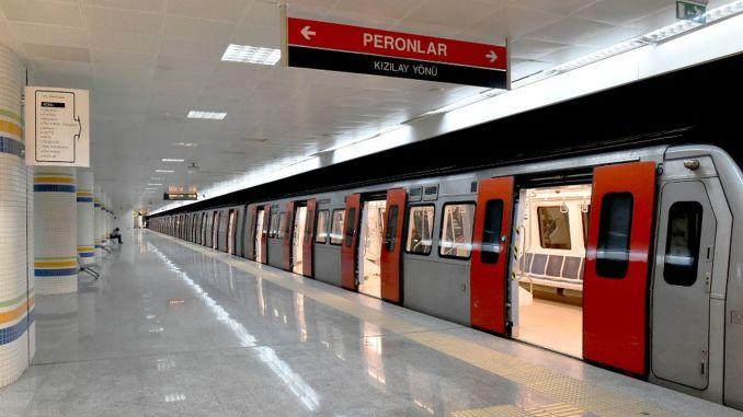 Ankara metro and ankaray will work on sunday due to lgs exam
