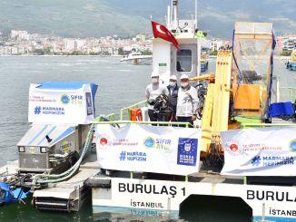 In den an das Marmarameer angrenzenden Provinzen hat die Schleimmobilisierung begonnen.
