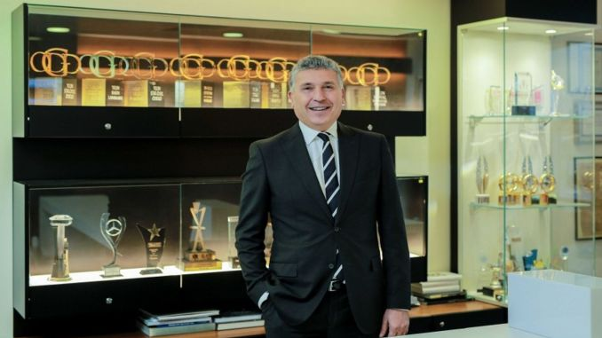 mercedes benz turk verstärkt seine Unterstützung für innovative Initiativen weiter