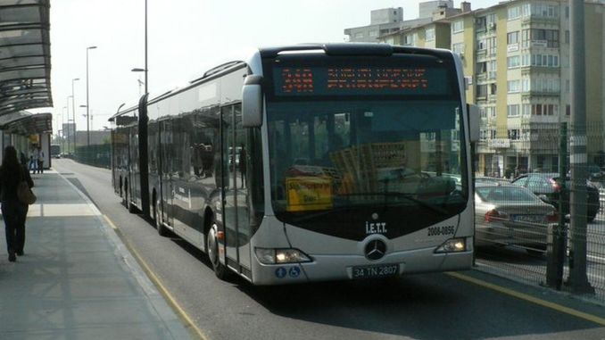 metrobus exterior areas will be rented for advertising