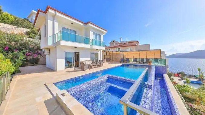 mucilage increased interest in villas with pools