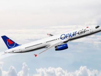 Visi Onur Air lidojumi tika izpildīti un viņu reisi tika pārtraukti.