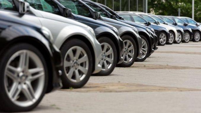 نقطة الانهيار في صناعة السيارات يوليو