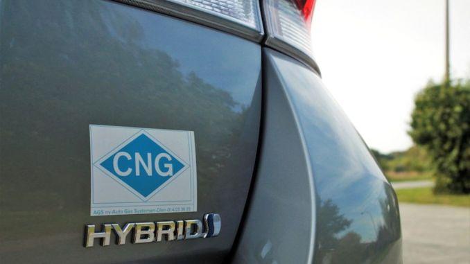 conversion to alternative fuels in automotive has begun