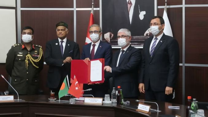 rocketsan's exports to bangladese continue