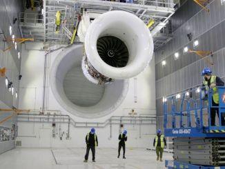 rolls royce otvorio najveći pogon za ispitivanje zrakoplovnih motora u svojoj klasi