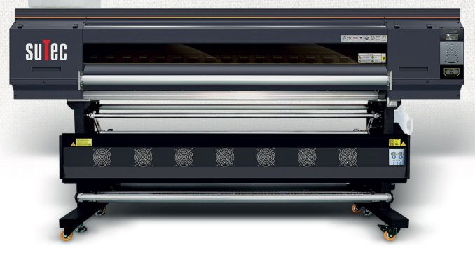 sutec brings speed and efficiency in digital printing in the textile industry