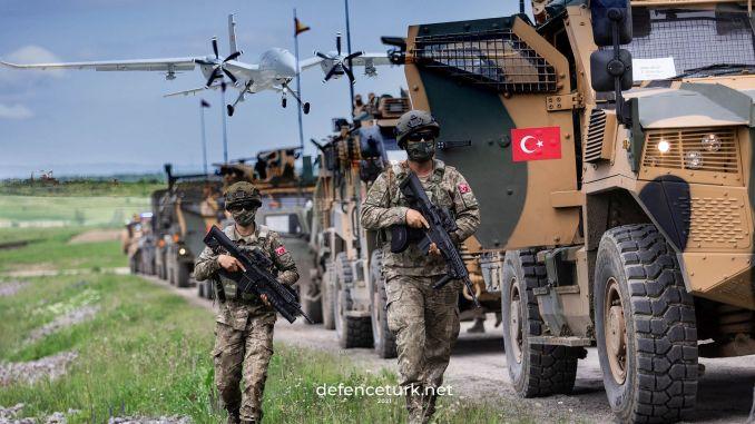 Turkey's defense budget billion lira