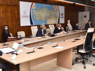 internationellt järnvägsförbund höll uic-möte