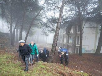 Yamanlaro kalno įrenginių konkursas buvo skirtas Izmiro metropolijos savivaldybei.