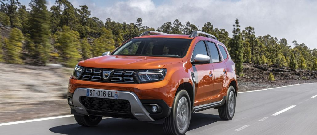 new duster will be available in turkey in september