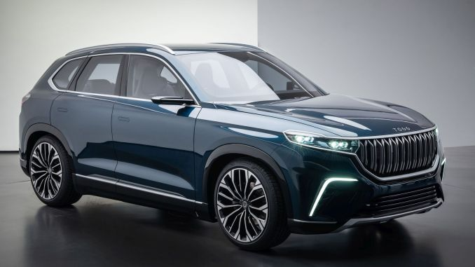 local automobile togg partnership structure has changed, three companies have increased their share