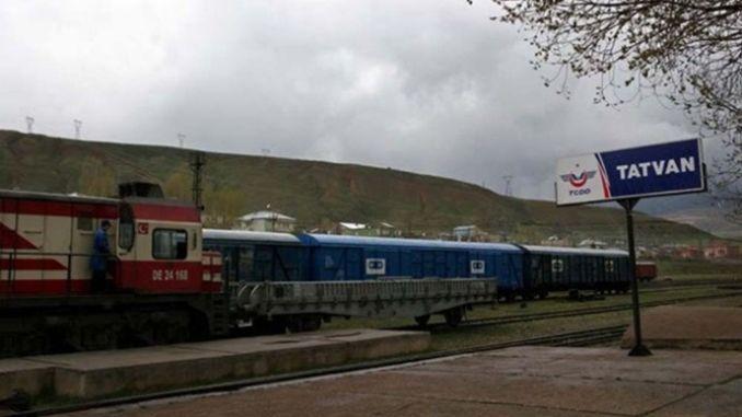 Yolcati tatvan line km underpass demolished and reconstructed