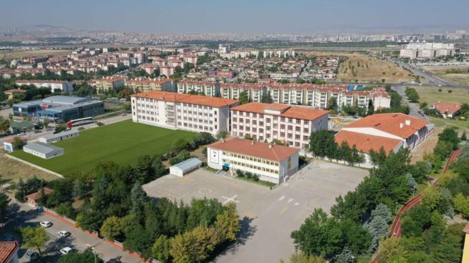 ASELSAN Vocational and Technical Anatolian High School