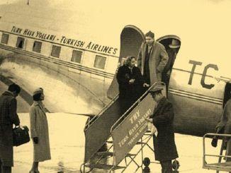 Nagsimula ang Mga flight sa Istanbul London