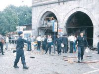 Istanbul Misir Carsisinda Patlamada
