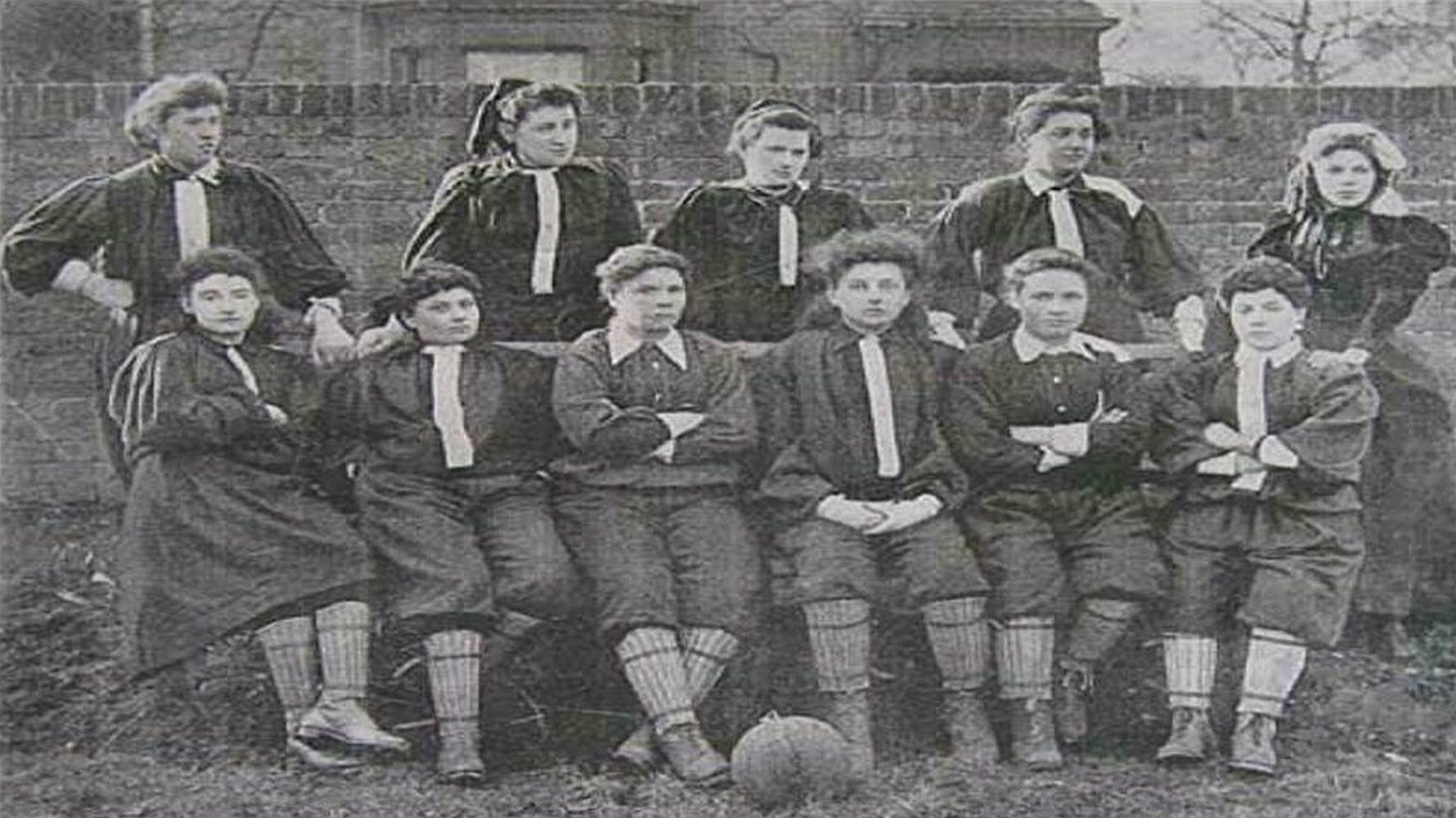 Women's Football Match